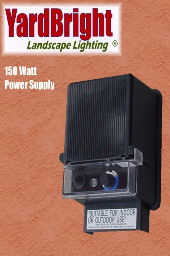 150 Watt Transformer Yardbright Landscape Lighting