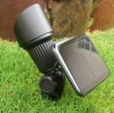 White High Output Solar Spot Light