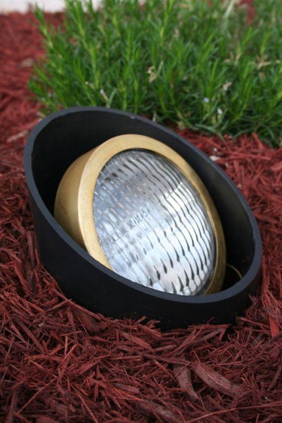 Par 36 Well Light Yardbright Landscape Lighting Garden