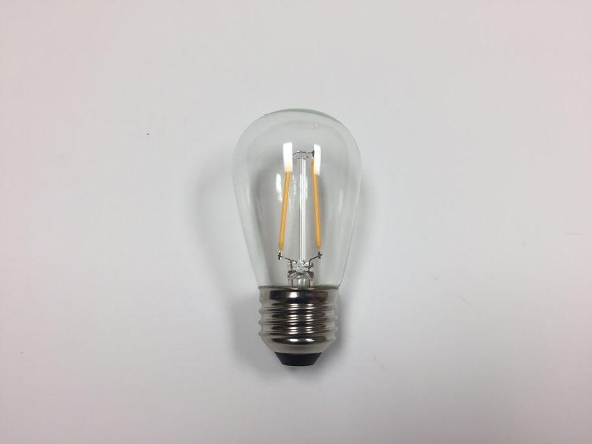 120v Outdoor Indoor Led Bistro String Lights