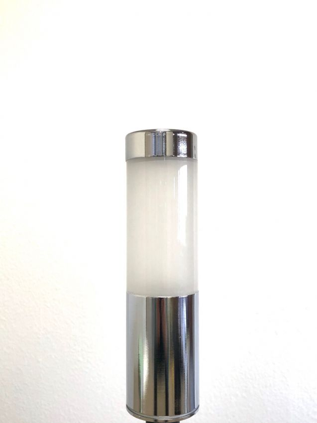 Led Polished Stainless Steel Bollard Light Yardbright Landscape