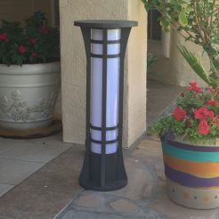12V Large Bollard Light