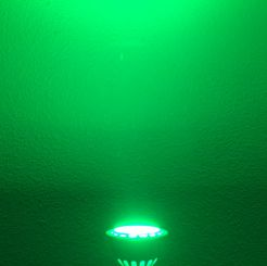 MR16 True Color 3W Green Led